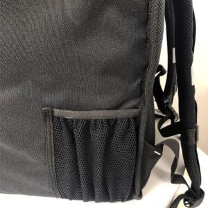 PRODELBags UBB 33 noir. Sac à dos de livraison pour coursier à vélo, sac à dos Uber Eats, Deliveroo ou Glovo
