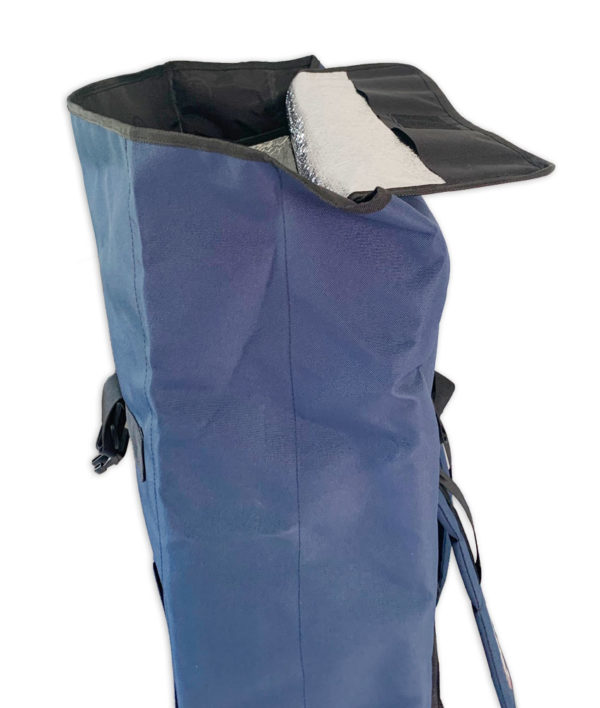 Aluminium Bag for Rolltop backpack - Insulated foil bag