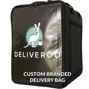 D!Bag 33 sac de livraison isotherme pour coursier à vélo Deliveroo