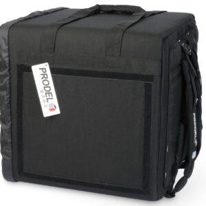 Sac de livraison ProdelBags PRD52-4848 pour coursier à vélo ou moto. Sac à dos isotherme de livraison 99 litres