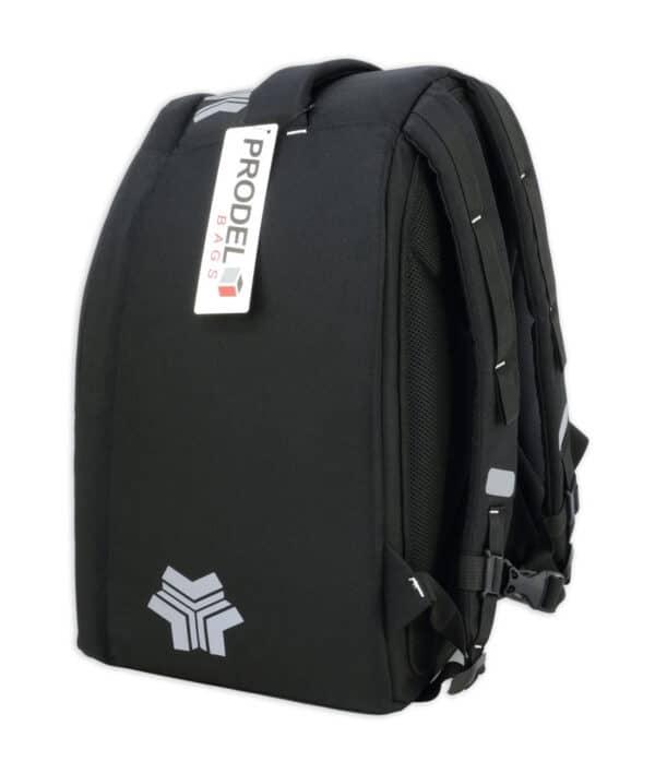 PRODELBags BYK SB noir. Sac à dos de livraison pour coursier à vélo, sac à dos Uber Eats, Deliveroo ou Glovo