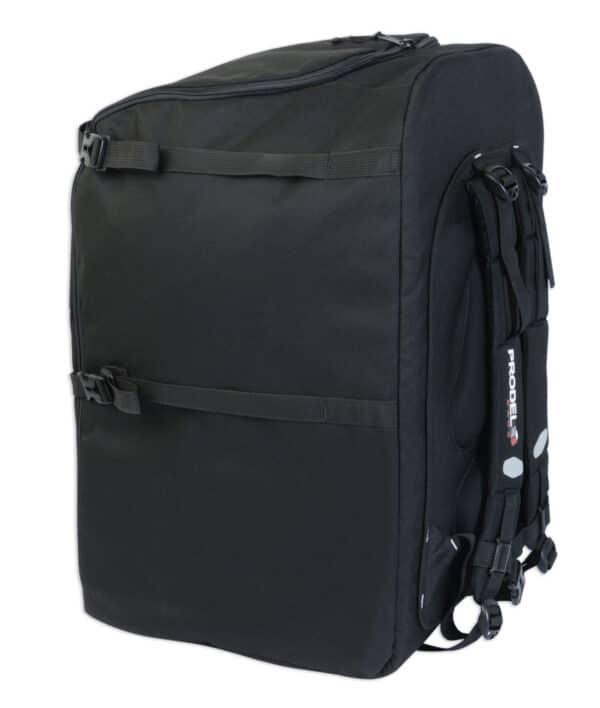 Rolltop backpack - Messenger bag - sac de livraison - sac à dos pour coursier à vélo - freestyle