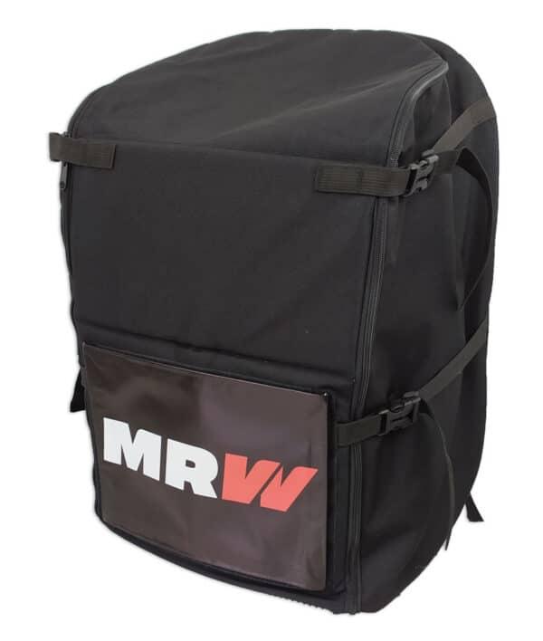 Rolltop backpack - Messenger bag - sac de livraison - sac à dos pour coursier à vélo - freestyle - MRW