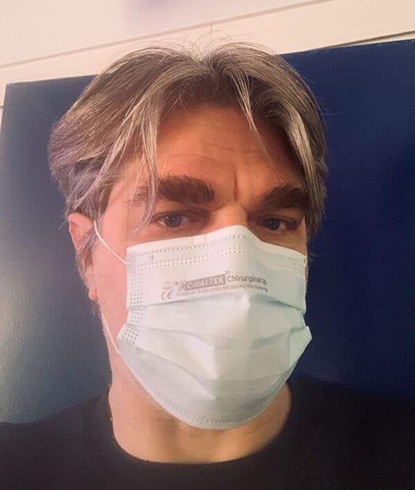 Cidaltex chirurgical - CIDALTEX - Nouveaux masques innovants intégrant la technologie CIDALTEX à double action filtrante et décontaminante