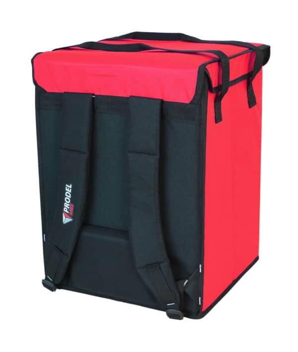 Swift LT - sac de livraison isotherme pour coursier à vélo Deliveroo, Juste Eat