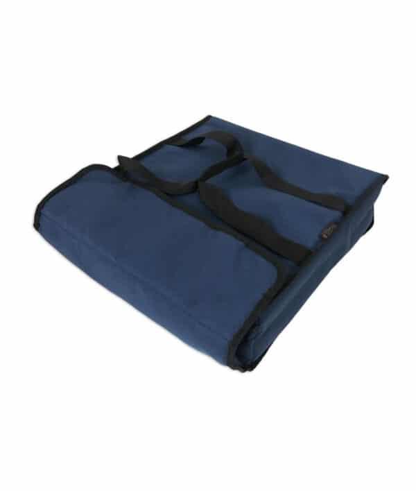 Sac de livraison isotherme Bleu nuit Prodelbags pour livraison de pizza 43cm.