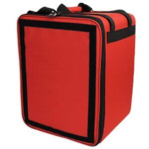 Sac de livraison ProdelBags PRD22-33 pour coursier à vélo ou moto. Sac à dos isotherme de livraison 46 litres
